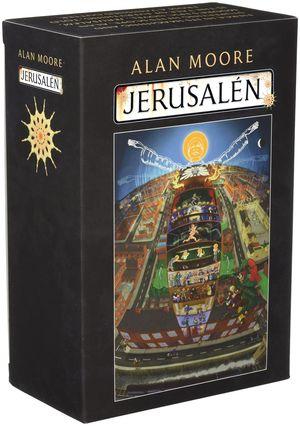 JERUSALÉN (ESTUCHE NOVELA)
