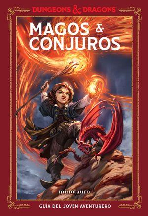 MAGOS & CONJUROS - GUIA DEL JOVEN AVENTURERO