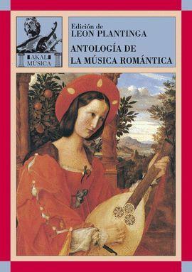 ANTOLOGIA DE LA MUSICA ROMANTICA