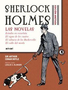 SHERLOCK HOLMES ANOTADO - LAS NOVELAS