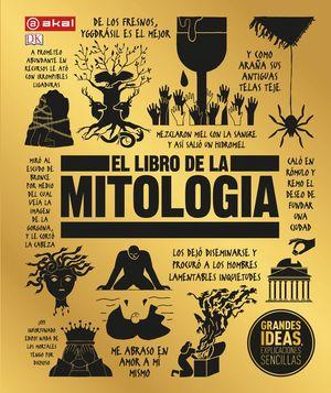 LIBRO DE LA MITOLOGÍA