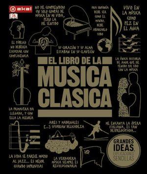 LIBRO DE LA MÚSICA CLASICA, EL