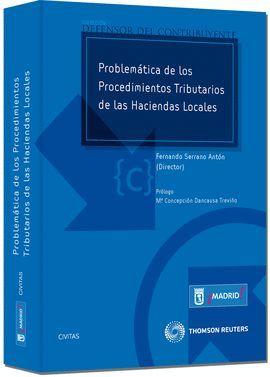 PROBLEMATICA DE LOS PROCEDIMIENTOS TRIBUTARIOS DE LAS HACIENDAS LOCALES
