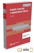 PODER JUDICIAL Y MINISTERIO FISCAL (22ª EDICIÓN 2016) DÚO