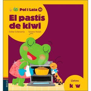 PASTÍS DE KIWI, EL (LLETRES K W)