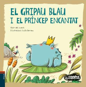 GRIPAU BLAU I EL PRÍNCEP ENCANTAT, EL