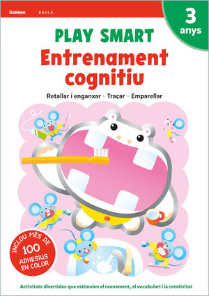 PLAY SMART. ENTRENAMENT COGNITIU 3 ANYS