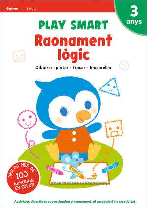 PLAY SMART. RAONAMENT LÒGIC 3 ANYS