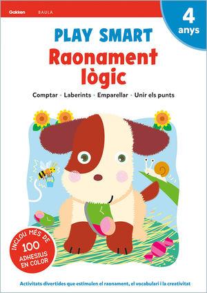 PLAY SMART. RAONAMENT LÒGIC 4 ANYS