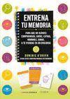 KIT ENTRENA TU MEMORIA ( LIBRO + 50 TARJETAS CON TECNICAS MNEMOTECNICAS)
