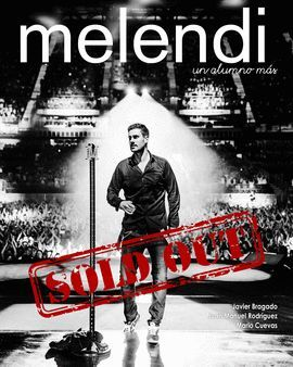 MELENDI UN ALUMNO MÁS....SOLD OUT