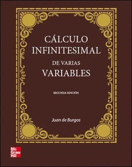 CALCULO INFINITESIMAL DE VARIAS VARIABLES (ED.8)