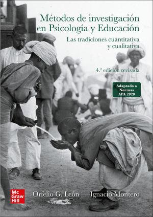 METODOS DE INVESTIGACION PSICOLOGIA Y EDUCACION (4 ED.)