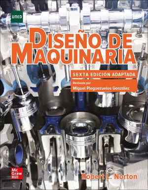 DISEÑO DE MAQUINARIA (6ª EDICIÓN ADAPTADA)