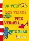 PEIX, DOS PEIXOS, PEIX VERMELL, PEIX BLAU, UN