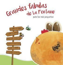 GRANDES FÁBULAS DE LA FONTAINE