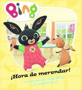 HORA DE MERENDAR!