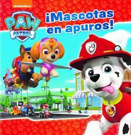 MASCOTAS EN APUROS!