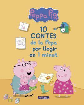10 CONTES DE LA PEPA PER LLEGIR EN 1 MINUT