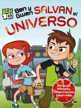BEN Y GWEN SALVAN EL UNIVERSO