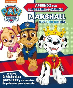 MARSHALL, REY POR UN DÍA
