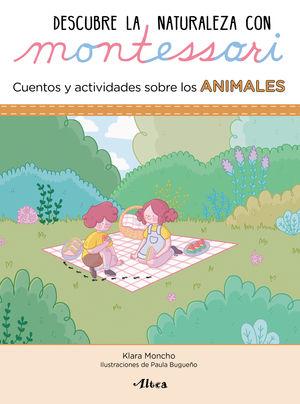 CUENTOS Y ACTIVIDADES SOBRE LOS ANIMALES