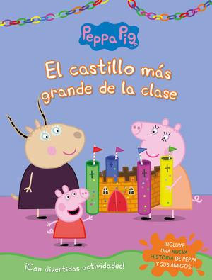 CASTILLO MÁS GRANDE DE LA CLASE, EL