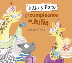 CUMPLEAÑOS DE JULIA, EL