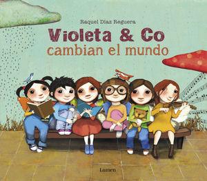 VIOLETA & CO CAMBIAN EL MUNDO