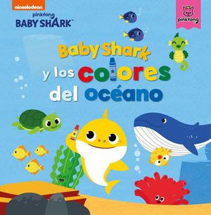 BABY SHARK Y LOS COLORES DEL OCÉANO
