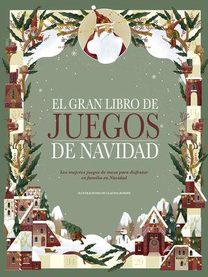 GRAN LIBRO DE JUEGOS DE NAVIDAD, EL