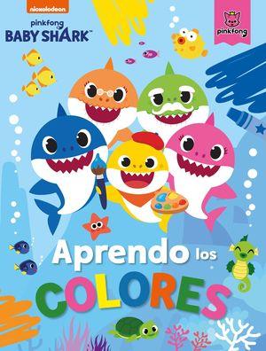 APRENDO LOS COLORES CON BABY SHARK