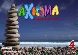 AXIOMA 4 ANYS - QUADERN ESTIU