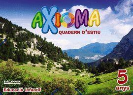 AXIOMA 5 ANYS - QUADERN ESTIU