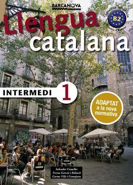 LLENGUA CATALANA INTERMEDI 1 - LLIBRE DE L'ALUMNE (2017)