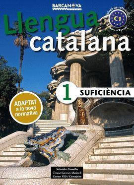 LLENGUA CATALANA SUFICIENCIA 1 - LLIBRE DE L'ALUMNE