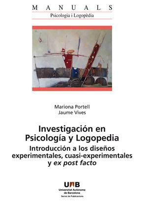 INVESTIGACION EN PSICOLOGIA Y LOGOPEDIA