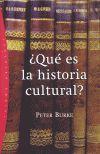 QUE ES LA HISTORIA CULTURAL?