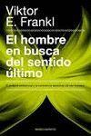 HOMBRE EN BUSCA DEL SENTIDO ÚLTIMO, EL
