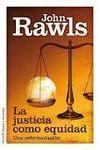 JUSTICIA COMO EQUIDAD, LA