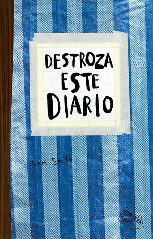 DESTROZA ESTE DIARIO - AZUL