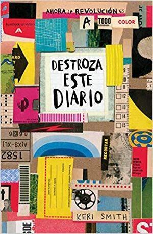 DESTROZA ESTE DIARIO (PACK NAVIDAD 2019)