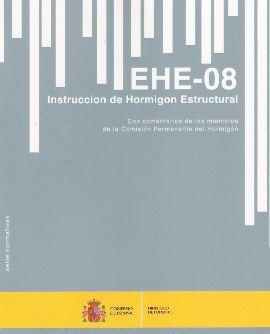 EHE-08 INSTRUCCION HORMIGON ESTRUCTURAL