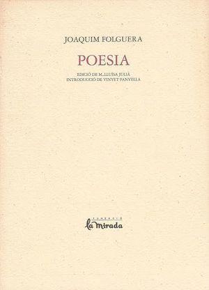 POESIA - JOAQUIM FOLGUERA