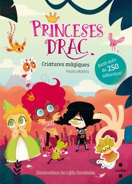 CRIATURES MÀGIQUES - PRINCESES DRAC