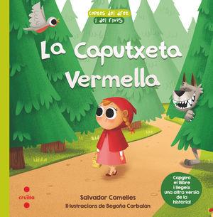 CAPUTXETA VERMELLA, LA / LLOBATÓ VERMELL, EL
