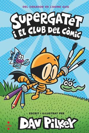 SUPERGATET I EL CLUB DEL CÒMIC