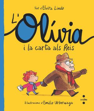 OLÍVIA I LA CARTA ALS REIS, L'