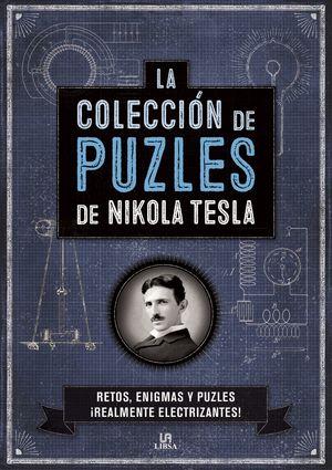 COLECCIÓN DE PUZLES DE NIKOLA TESLA, LA