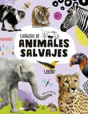ANIMALES SALVAJES, CATALOGO DE...